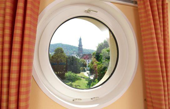 Park Hotel Post Am Colombipark-Freiburg im Breisgau-Ausblick