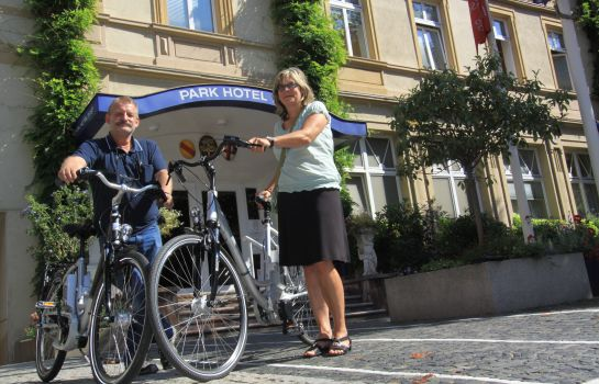 Park Hotel Post Am Colombipark-Freiburg im Breisgau-Surroundings