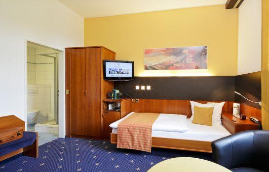 Park Hotel Post Am Colombipark-Freiburg im Breisgau-Einzelzimmer Standard
