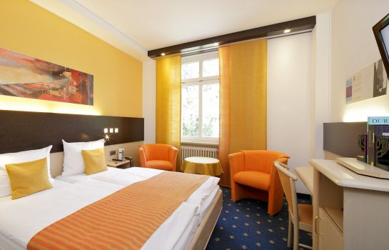 Park Hotel Post Am Colombipark-Freiburg im Breisgau-Double room standard