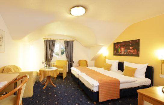 Park Hotel Post Am Colombipark-Freiburg im Breisgau-Doppelzimmer Standard