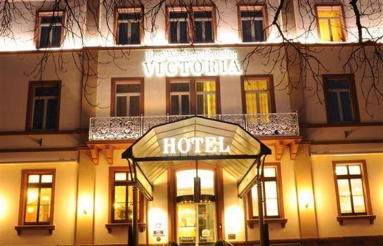 Best Western Premier Victoria Garni-Freiburg im Breisgau-Aussenansicht