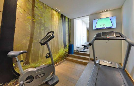 Best Western Premier Victoria Garni-Freiburg im Breisgau-Wellness and fitness area