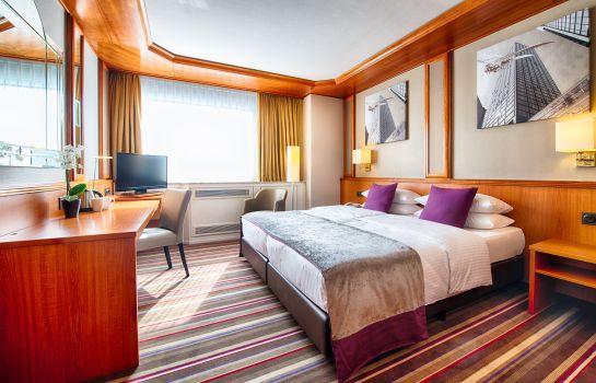 Leonardo Hotel Frankfurt City South ehem. Holiday Inn FRANKFURT AIRPORT - NORTH