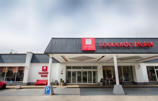 RATINGEN: Leonardo Hotel Düsseldorf Airport -  Ratingen ehem. Holiday Inn DÜSSELDORF AIRPORT - RATINGEN