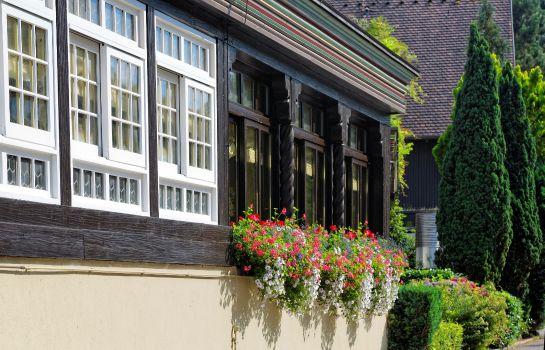 Hirschen-Glottertal - Glotterbad-Aussenansicht