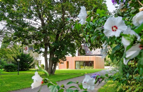 Hirschen-Glottertal - Glotterbad-Garten