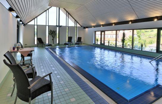 Hirschen-Glottertal - Glotterbad-Schwimmbad
