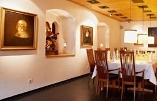 Hirschen-Glottertal - Glotterbad-Restaurant