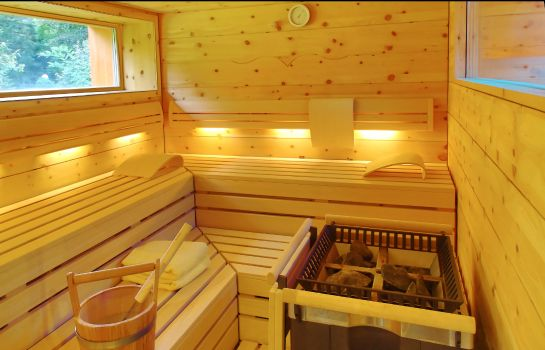 Hirschen-Glottertal - Glotterbad-Sauna