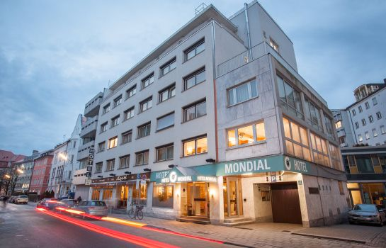 Bild des Hotels Centro Hotel Mondial