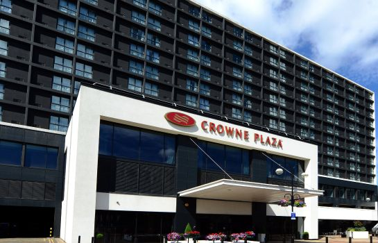 Crowne Plaza Hotel Birmingham City Centre