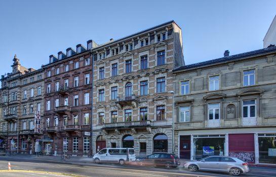 Karlsruhe: Centro Hotel Blankenburg
