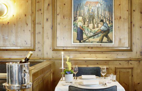 Colombi-Freiburg im Breisgau-Restaurant
