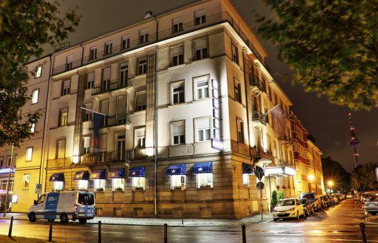 Mannheim: Centro Hotel Augusta