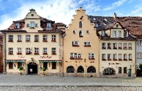 Rothenburg o.d. Tauber: Eisenhut