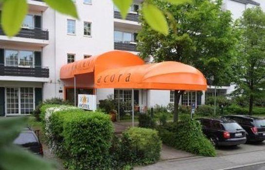Düsseldorf: acora Hotel & Wohnen Garni