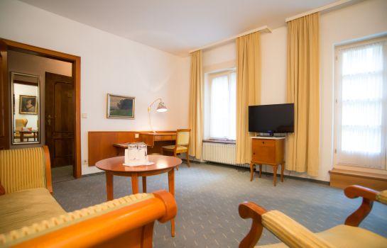 Ringhotel Zum Roten Baeren-Freiburg im Breisgau-Junior-Suite