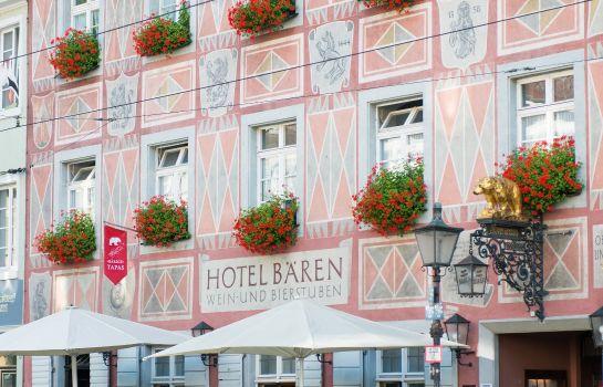 Ringhotel Zum Roten Baeren-Freiburg im Breisgau-Exterior view