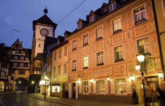 Ringhotel Zum Roten Baeren-Freiburg im Breisgau-Aussenansicht