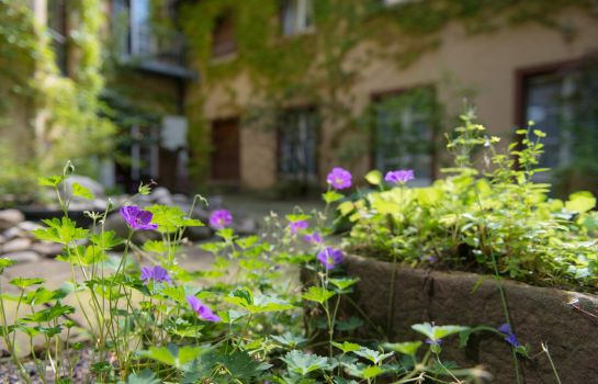 Ringhotel Zum Roten Baeren-Freiburg im Breisgau-Garten