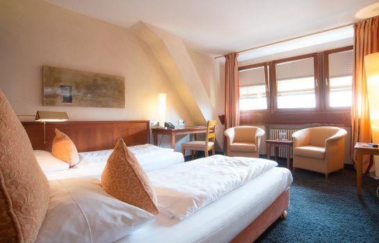 Ringhotel Zum Roten Baeren-Freiburg im Breisgau-Double room superior