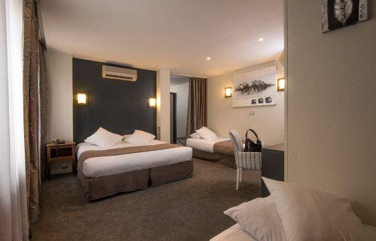 Inter-Hotel LE BRISTOL STRASBOURG CENTRE-GARE