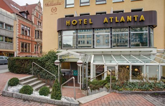 Hannover: Centro Hotel Atlanta