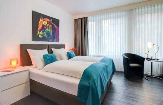 Hannover: Hotel Atlanta