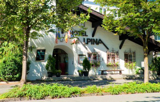 Garmisch-Partenkirchen: H+ Hotel Alpina