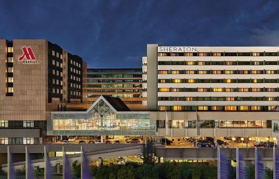Frankfurt am Main: Sheraton Frankfurt Airport Hotel And Conference Center