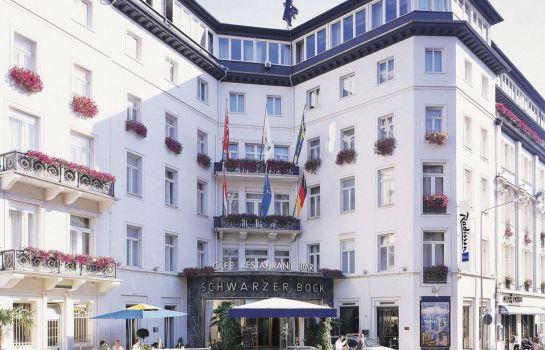 Wiesbaden Radisson Blu Schwarzer Bock Hotel