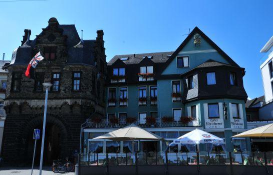 Rheinkrone Hotel - Restaurant