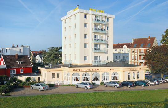 Cuxhaven: Seehotel Neue Liebe