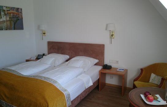Central-Freiburg im Breisgau-Doppelzimmer Komfort