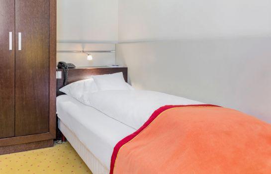 Central-Freiburg im Breisgau-Ecomomy Zimmer Einzel