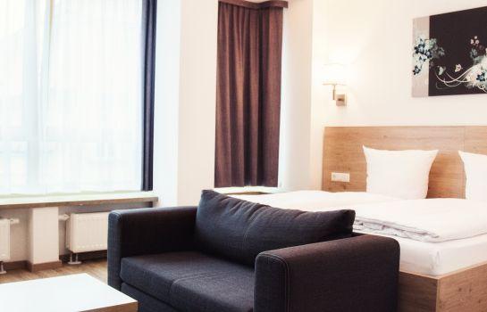 Schweinfurt: Hotel Stadtvilla Central