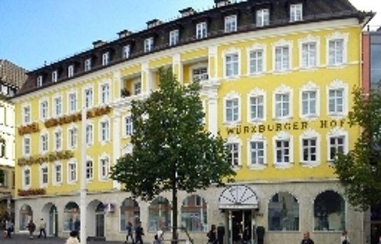 Würzburg: Würzburger Hof
