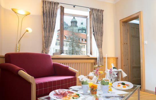 Ettal: Klosterhotel Ludwig der Bayer