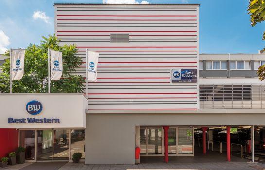 Darmstadt: Best Western Hotel