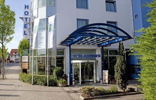 Quality Hotel Schwanen Stuttgart Arp.