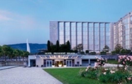 Geneva  a Luxury Collection Hotel Hotel President Wilson