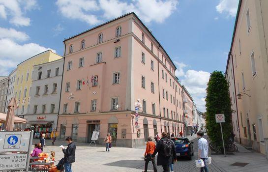 Passau: Centro Hotel Weisser Hase