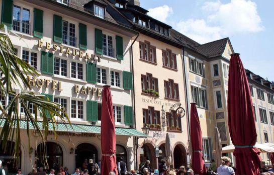 Hotel Rappen Muensterplatz-Freiburg im Breisgau-Exterior view