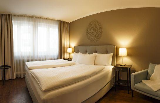 Hotel Rappen Muensterplatz-Freiburg im Breisgau-Apartment