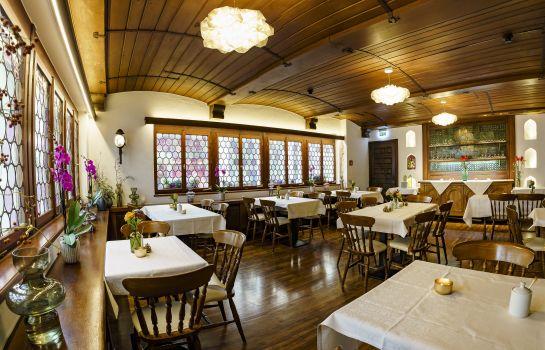 Hotel Rappen Muensterplatz-Freiburg im Breisgau-Breakfast room