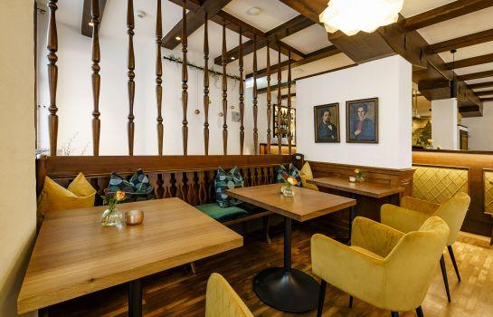 Hotel Rappen Muensterplatz-Freiburg im Breisgau-Restaurant
