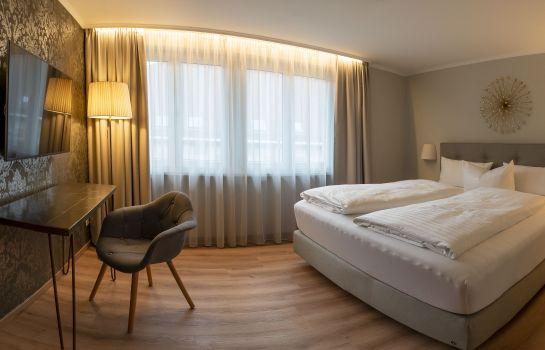 Hotel Rappen Muensterplatz-Freiburg im Breisgau-Double room standard