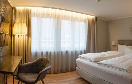 Hotel Rappen Muensterplatz-Freiburg im Breisgau-Double room superior