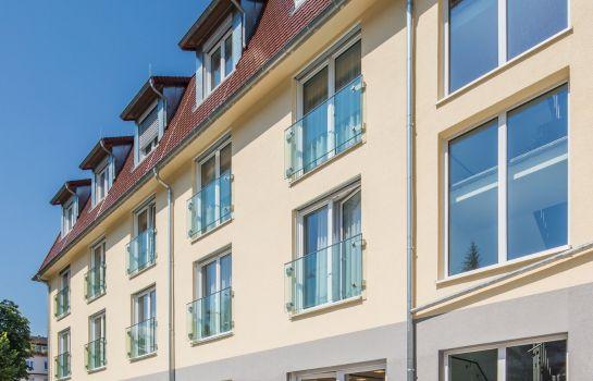 Stadthotel Freiburg Kolping Hotels Resorts-Freiburg im Breisgau-Aussenansicht